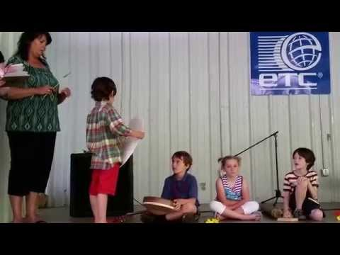 Pleasant Hills Montessori School Primary Class Play 2014