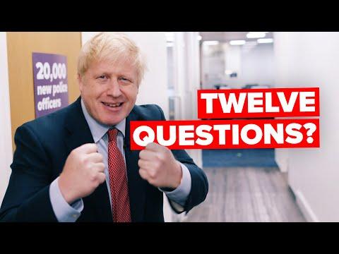 Boris Johnson's hilarious