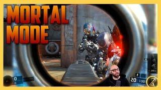 Mortal Mode AKA Sniper Roullette (Black Ops 3)