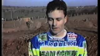 Rob Andrews Midlands Today article, 1988