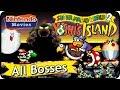 Super Mario World 2 Yoshi 39 S Island All Boss Battles mp3