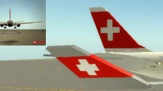 CABIN CREW | SWISS Int'l Air Lines - A330 | ROBLOX