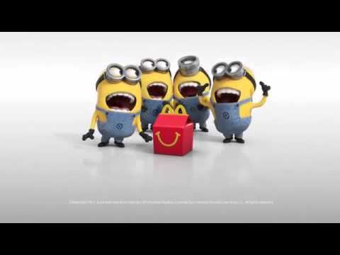 Minion Madness at McDonalds!  Commercial  _001.3gp
