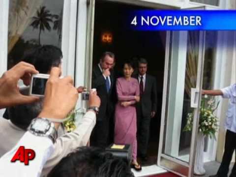 Myanmar: Suu Kyi Proposes Cooperation With Junta