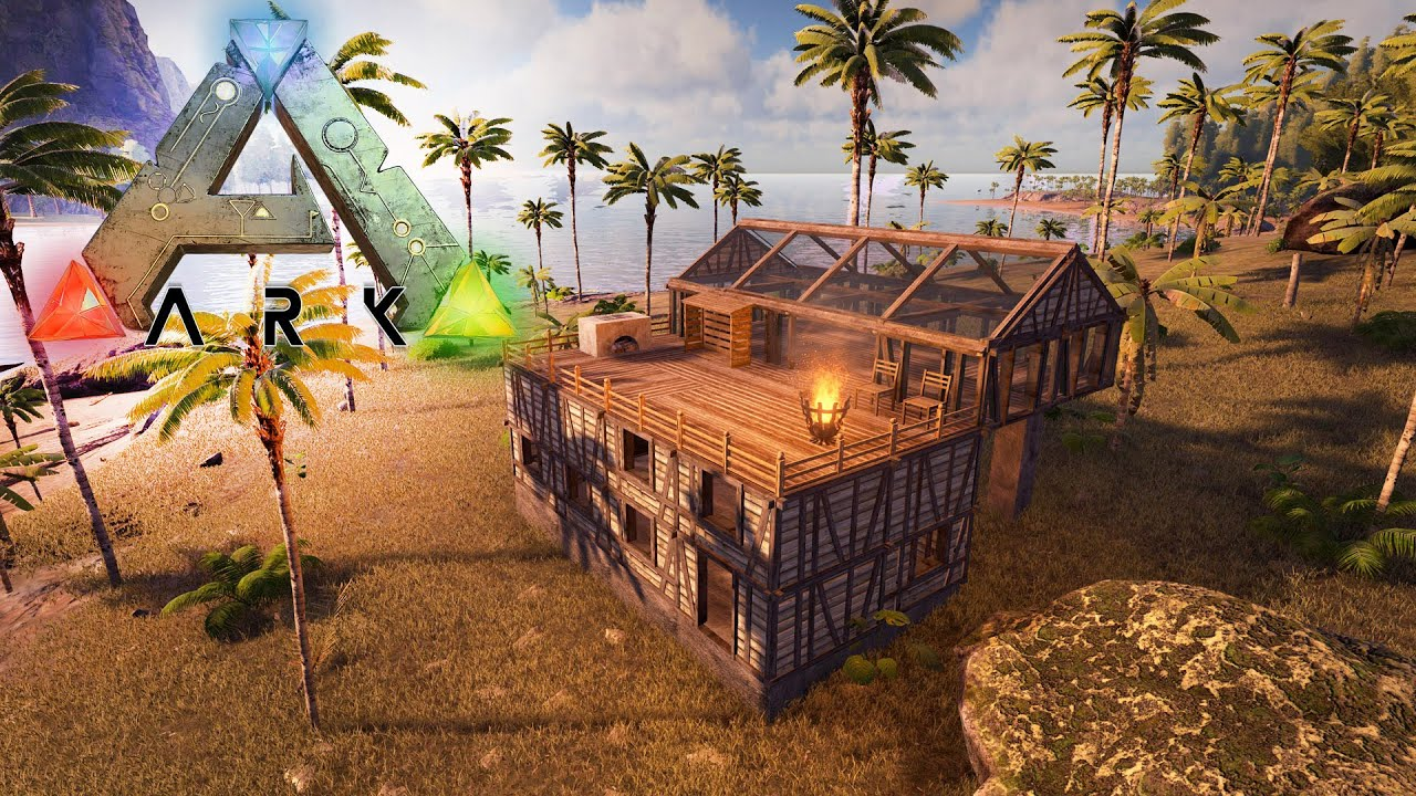 Fr Ark Survival Evolved Solo Primitive Plus 1 Au