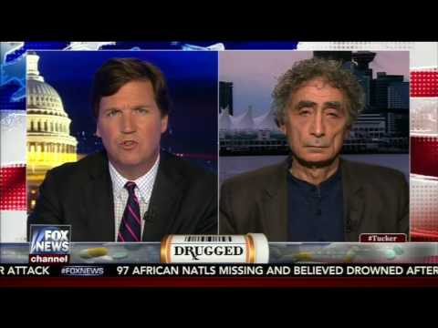 Tucker Carlson debates Dr. Gabor Mate who says drug addiction is caused by capitalism