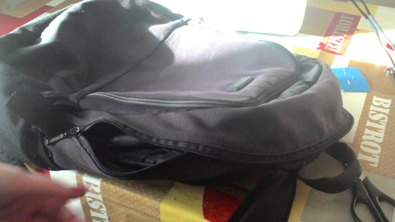 f894fe4be2b0 Ремонт рюкзака, замена молнии - YouTube
