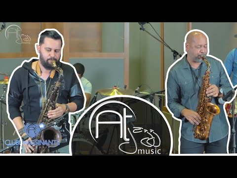 AT JAZZ Music SP #38 - Wagner Barbosa e Angelo Torres
