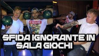 SALA GIOCHI DEVASTATA! | Game Challenge