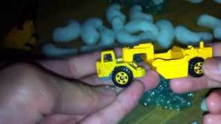 Vintage Tomica Construction Equipment Unboxing