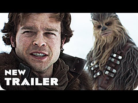 Solo: A Star Wars Story Trailer (2018) Han Solo Movie