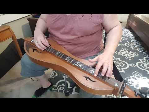 Unanswered (original composition) on Mountain Dulcimer