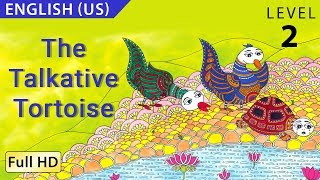 "The Talkative Tortoise: Learn English (US) with subtitles - Story for Children ""BookBox.com"""