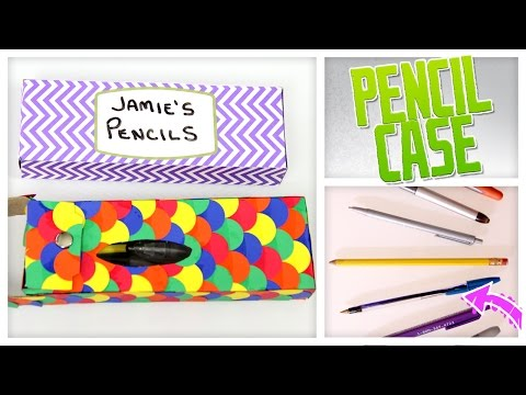 DIY Pen & Pencil Organizers!