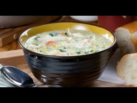 Hearty Chicken and Corn Soup