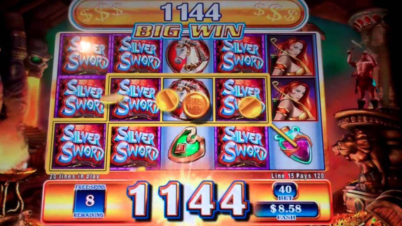 Slot Machine Katana Gratis