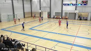 Futsal Ykkönen PJK-PTU 13.10.2019