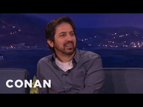 Ray Romano's HBO Sex Scene  - CONAN on TBS
