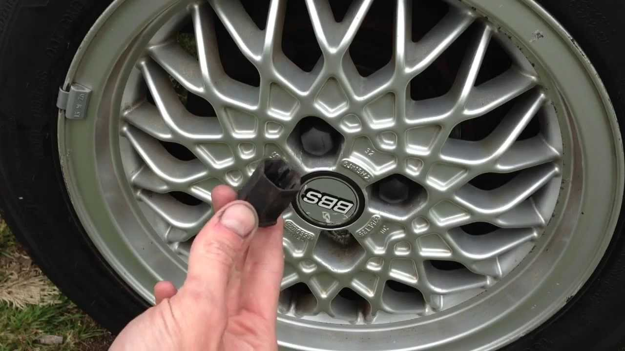 Remove bbs ra alloy wheel bolt cap vw golf mk2 youtube sciox Gallery
