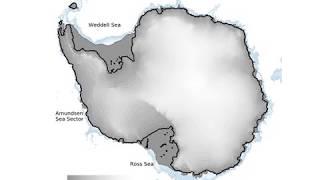 West Antarctic Ice Sheet Simulation