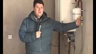 видео Котёл газовый настенный Baxi LUNA-3 240 i
