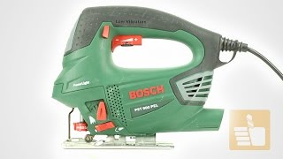 Auch ein Stichsägen-Bestseller muss durch unsere Tests (Bosch PST 900 PEL)