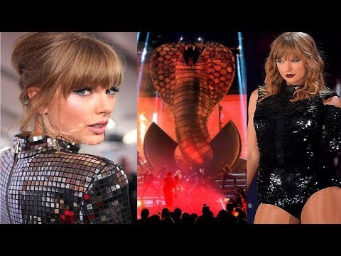 Taylor Swift 2018 American Music Awards Performance (I Did Something Bad)