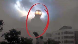 Загадочные Феномены Попавшие в Объектив Камеры