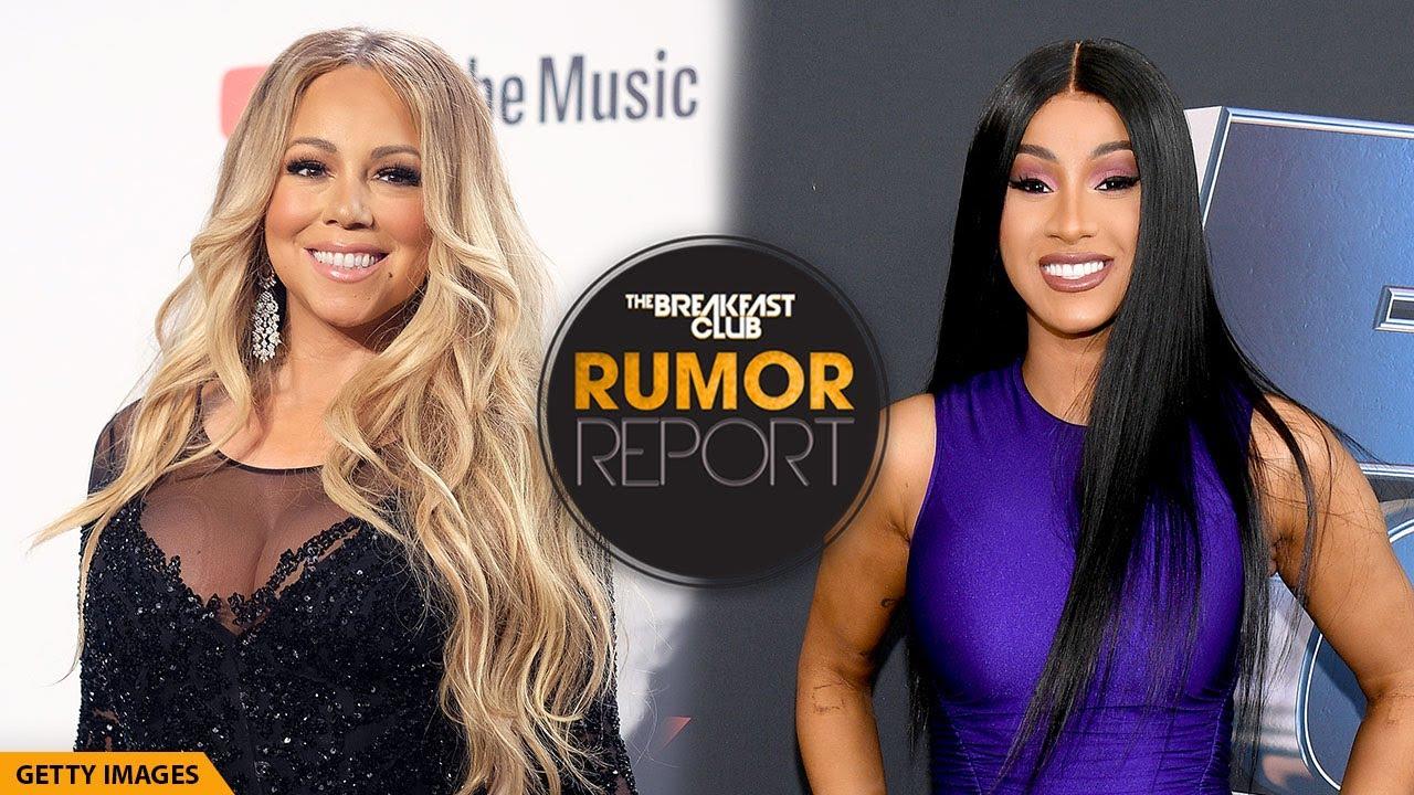 Mariah Carey And Cardi B Talk Prejudice In Music, Fashion, Anxiety + More