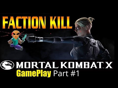 Mortal Kombat X First Impressions (Out Now! PS4)                                Episode: 171