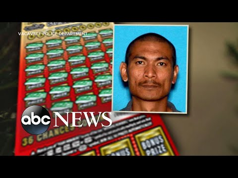 Man accused of stealing roommate's winning $10M lotto ticket