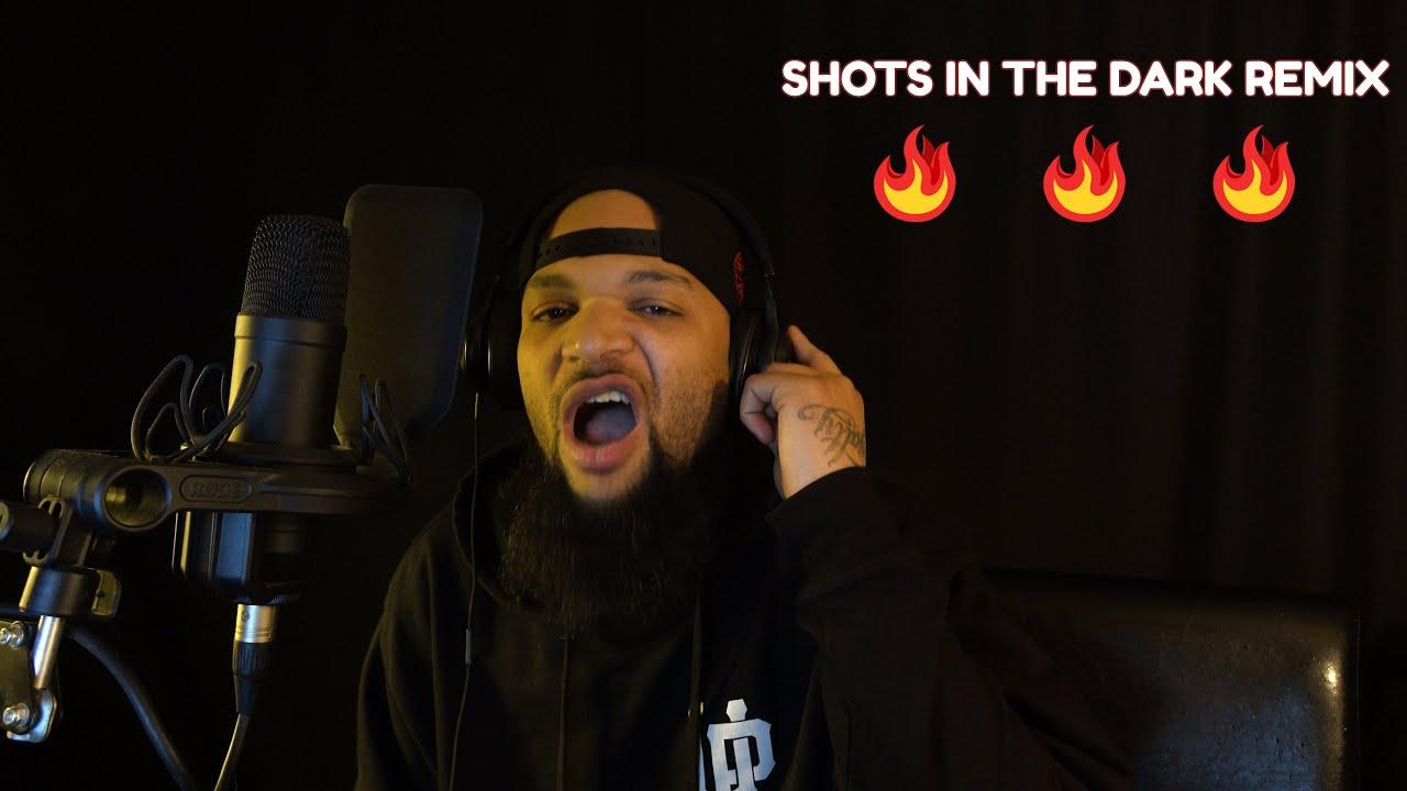 Durand The Rapper - Shots In The Dark Remix (iann dior - shots in the dark feat. Trippie Redd)