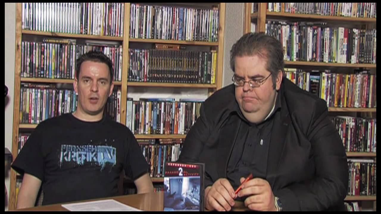 Paranormal Activity Kritik