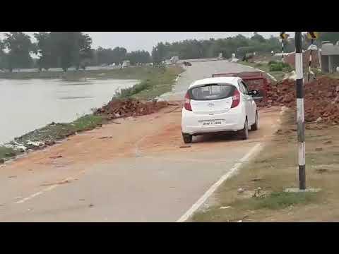 Bahraich to Bhinga Road (flood).2017
