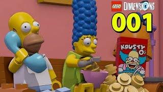 LEGO DIMENSIONS THE SIMPSONS #01 - Das weltberühmte Chilikochfest [Deutsch] Homer