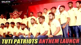 Tuti Patriots Anthem launch