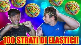 100 STRATI DI ELASTICI IN TESTA!! **FINITO MALE**