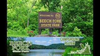 Beech Fork State Pąrk and Lake West Virginia