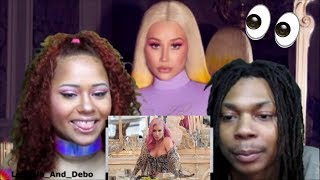 IGGY AZALEA - STARTED (OFFICIAL MUSIC VIDEO) REACTION