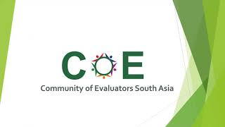 Community of Evaluators South Asia at #Eval4Action Commitment Drive