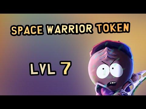 Gameplay Space Warrior