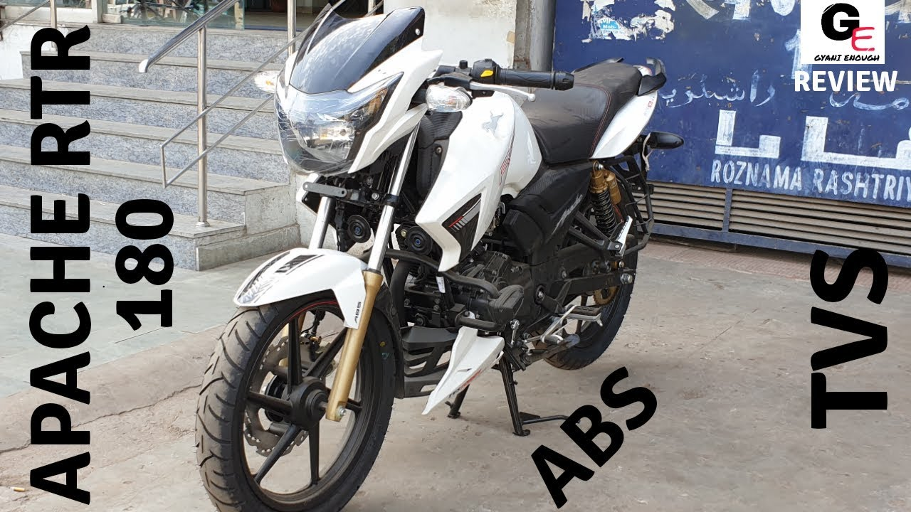 2019 TVS Apache RTR 180 ABS 🔥🔥 | detailed review | features | specs |  price !!!