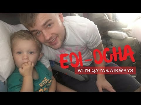 From Edinburgh to Doha with QATAR AIRWAYS | QATAR travel | SCOTLAND travel