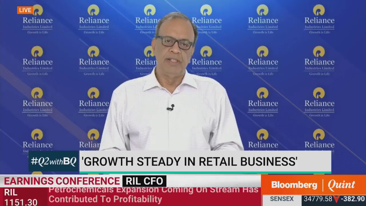 Q2WithBQ: Reliance Industries' Management Addresses The
