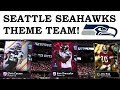 THE 12 MAN JOINS THE FOXXMAN! SEATTLE SEAHAWKS THEME TEAM! MADDEN 19 ULTIMATE TEAM GAMEPLAY