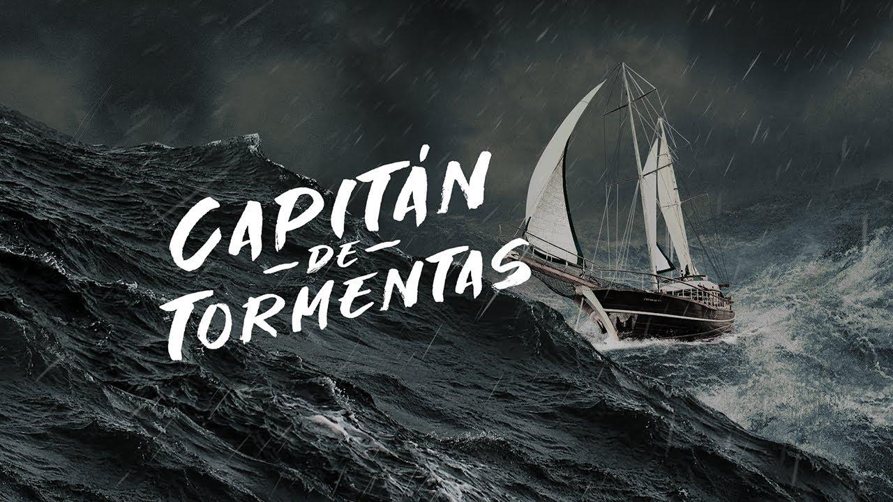 SERIE: CAPITÁN DE TORMENTAS