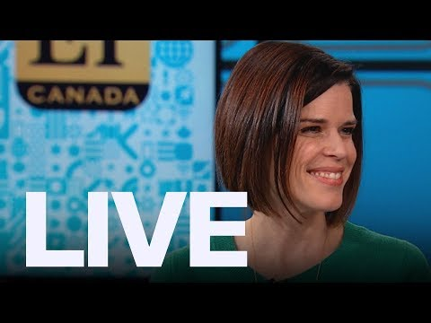 Neve Campbell On 'Scream 5', 'Party Of Five', 'House Of Cards' Ending   ET Canada LIVE