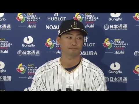 Japanese players matchup vs Cuba: Tomoyuki Sugano, Yoshitomo Tsutsugoh, Norichika Aoki
