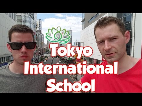 How To Teach At A Tokyo International School
