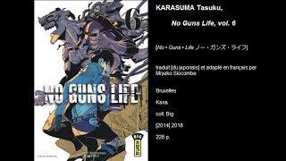 No Guns Life, vol. 6, de Tasuku Karasuma